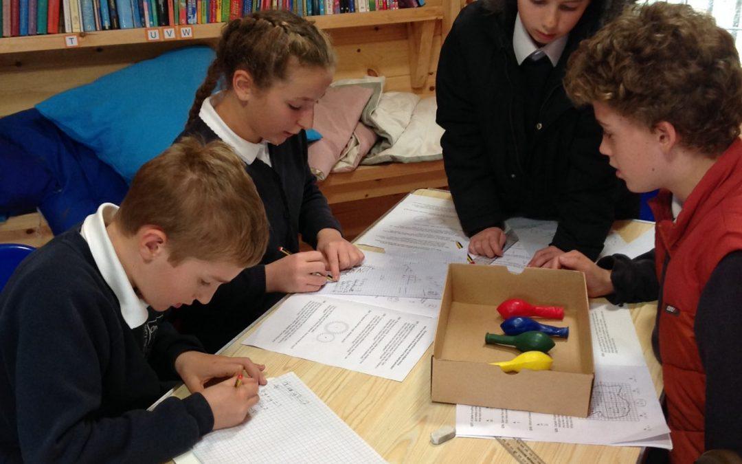 Wellington Maths Challenge